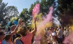 The Smile Run, pioggia di colori per le strade di Venegono FOTO