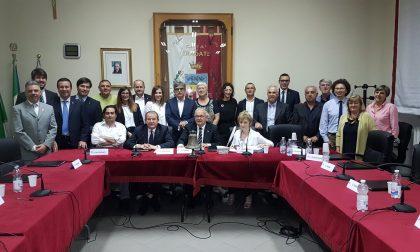 Si è insediato il nuovo consiglio comunale di Tradate FOTO