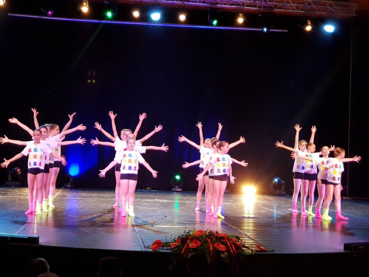 Saggio di danza Tersicore Castano Primo