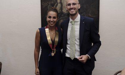 Rotaract Saronno cambio di testimone, Martina Longoni è il nuovo presidente