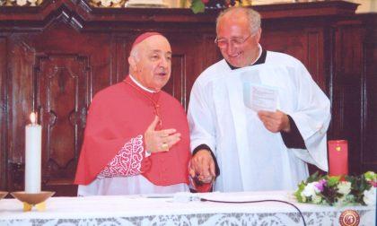 Il nuovo parroco è don Giuseppe Pediglieri