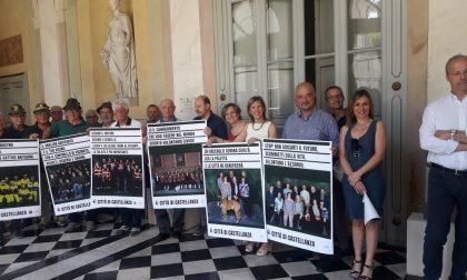 """Senso civico, a Castellanza i cittadini """"ci mettono la faccia"""""""