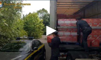 Operazione di contrabbando: sgominata la banda che trafficava in alcolici