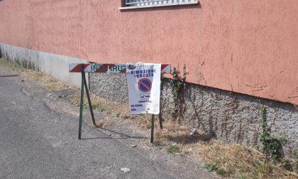 Via Gorizia: divieti di sosta per lavori fantasma