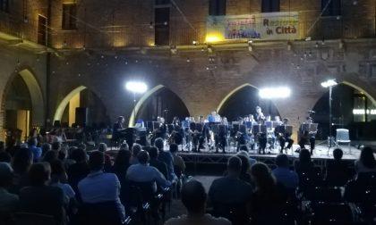Big Band al Castello per inaugurare l'estate abbiatense