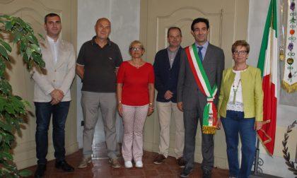 Lainate, il sindaco Tagliaferro presenta la nuova Giunta