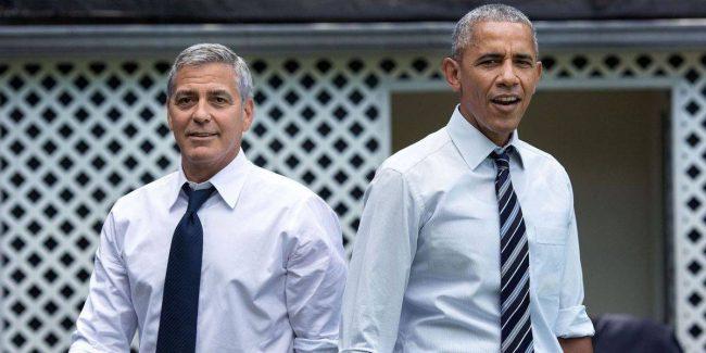 Obama a Villa d'Este per la cena con George VIDEO
