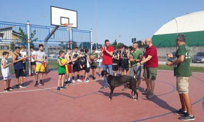Inaugurata un'area per giocare e fare sport a Parabiago