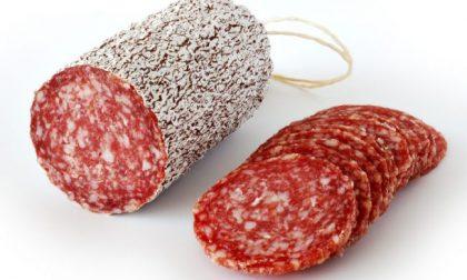 Rischio salmonella nel salame: prodotto ritirato
