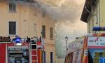 Incendio in abitazione, salvato anche il gatto