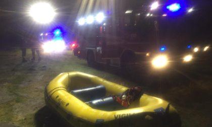 "Naufraghi nel Ticino: ""Li ho visti sbracciarsi e ho chiamato i pompieri"""