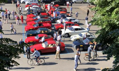 Raduno Internazionale dello Zagato Car Club a Rho