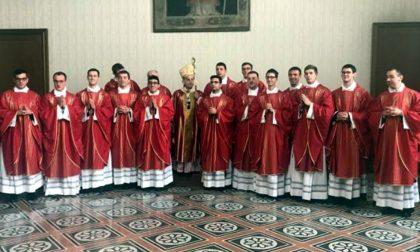 Duomo di Milano ordinati i nuovi preti