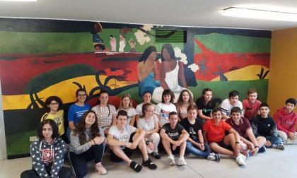 Paul Gauguin trova casa alla scuola media Ferrarin
