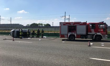 Incidente in autostrada, sei feriti