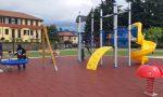 Cantalupo, inaugurato il parco di via Vittorio Emanuele III FOTO