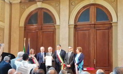 Festa per i neocavalieri a Milano