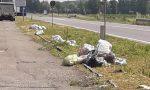 I nomadi se ne vanno… i rifiuti restano. FOTO