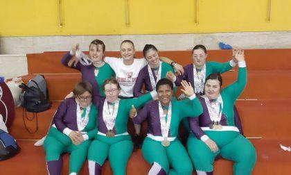 La Castoro Sport fa il pieno di medaglie ai campionati nazionali