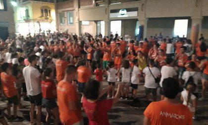 """Bella storia"" in piazza: oratori in festa VIDEO E FOTO"