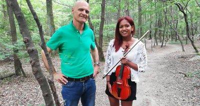 Musica contro lo spaccio: a Ceriano concerto nel bosco