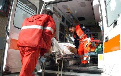 Gravissimo un 43enne dopo una caduta SIRENE DI NOTTE