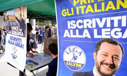 Tesseramento Lega, pronti i gazebo a Milano
