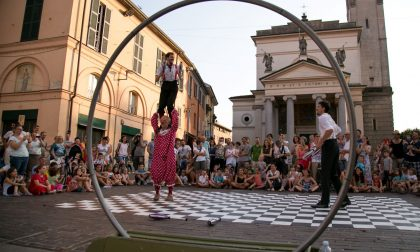 Festival di circo e teatro di strada a Rho e Pregnana