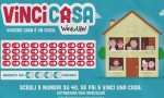 La fortuna bacia chi gioca: vinta una casa e 2mila euro con VinciCasa