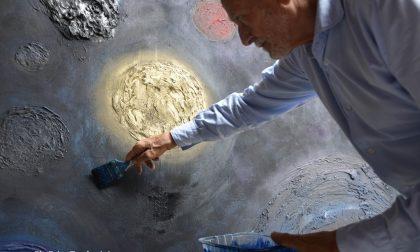 Aldo Rota e la Luna, tra Apollo 11 e Leonardo: mostra a Malpensa