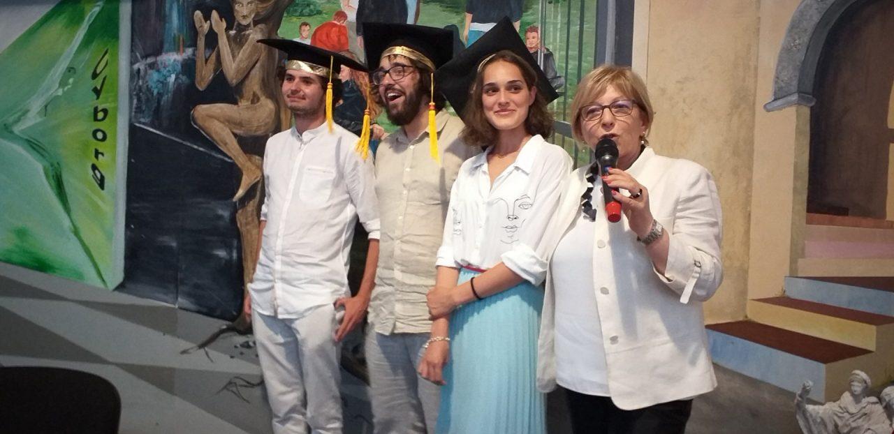 Castano Primo, Diploma Day al Torno