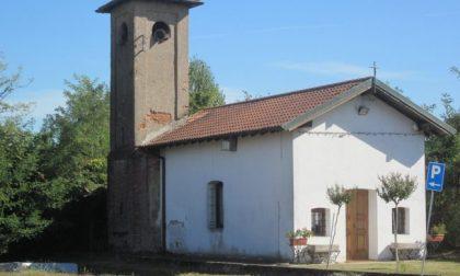 Bareggio, raccogli girasoli per il restauro della chiesetta