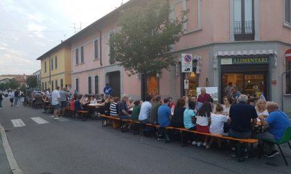 Piazza Europa in festa con la Consulta Commercio FOTO