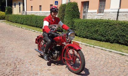 Moto storiche, a Tradate rivive il circuito Frera FOTO