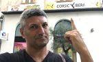 Saronno set di successo per i film di Silighini, anche in Corsica