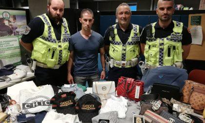 Maxi sequestro di articoli contraffatti a Saronno