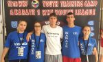 Jissen Dojo karate di Abbiategrasso alla World Youth League