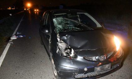 Incidente sulla Padana: due fratelli di Baranzate travolti da un'auto: uno è morto