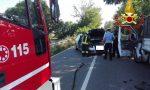 Incidente sulla Provinciale: 22enne in ospedale