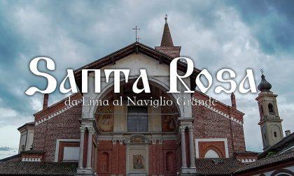 Santa Rosa da Lima al Naviglio Grande: il film