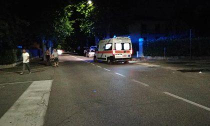 Tragedia sfiorata in via Repubblica: coppia investita