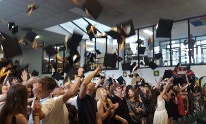 Diploma Day al Torno: in 10 hanno ottenuto il 100 - LE FOTO