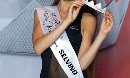 La rhodense Sofia Forlani vola alla finale regionale di Miss Italia