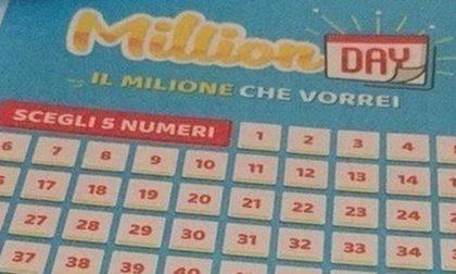 Vince un milione di euro con il Million day