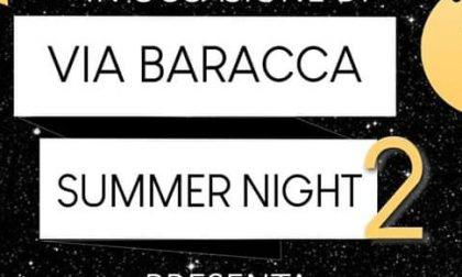 Via Baracca in festa per la Summer Night