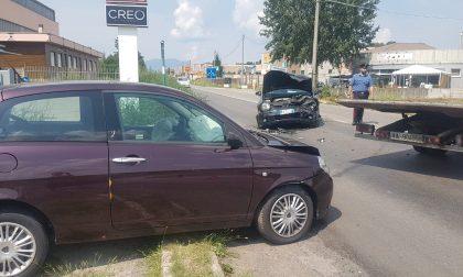 Incidente in Varesina, tre finiscono in ospedale