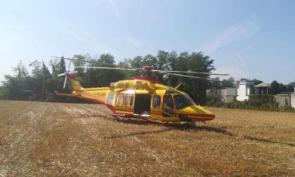 Gravissimo infortunio sul lavoro a Gorla Minore: morto 39enne FOTO