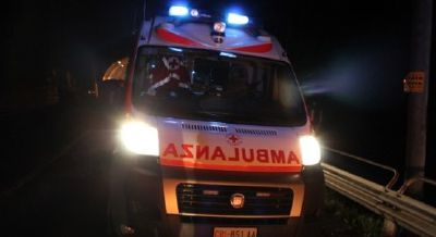 Infortunio sul lavoro: 44enne schiacciato da un bancale