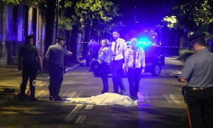 Centauro di Solaro travolto e ucciso da un'auto contromano FOTO