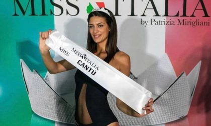 La garbagnatese Francesca Scagnetto seconda a Miss bella dei laghi